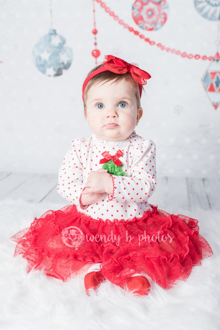 children christmas photo, children studio photography