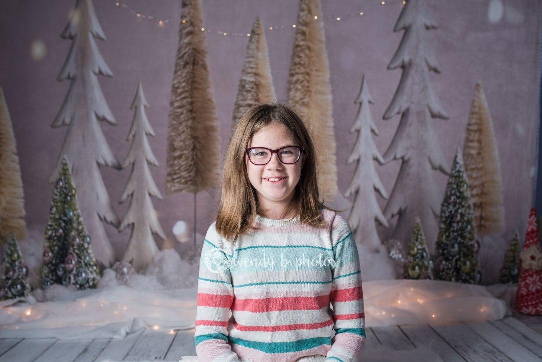 children christmas photo, children studio photography