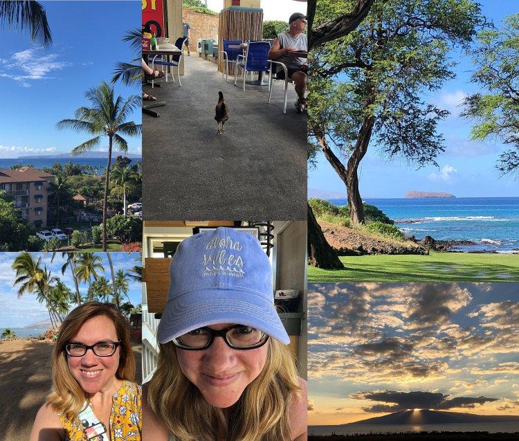 Maui vacation, Aloha
