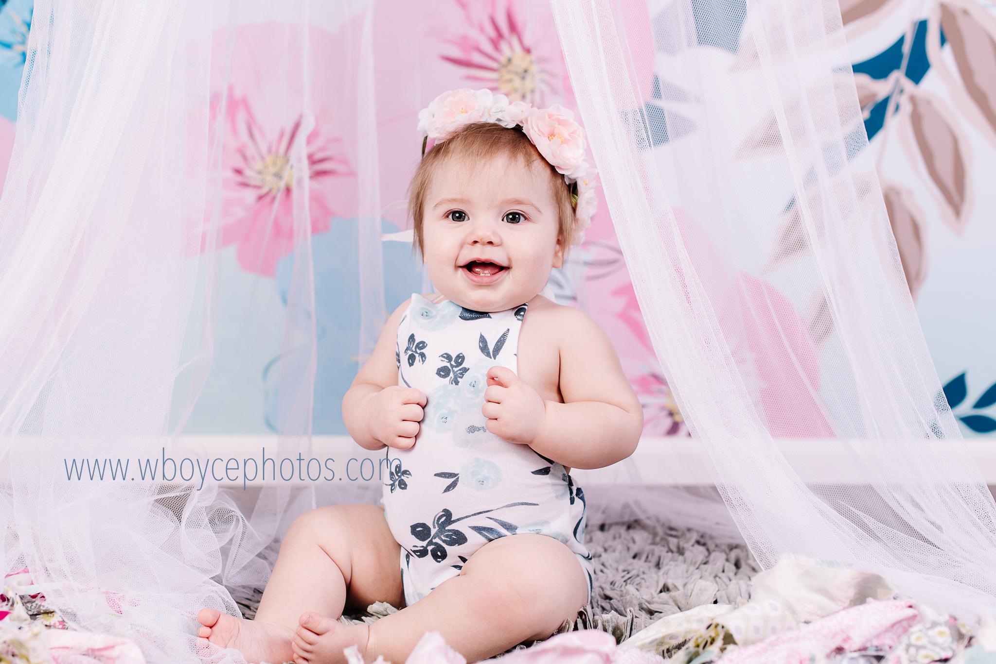 baby photographer, spring photographer, mini session