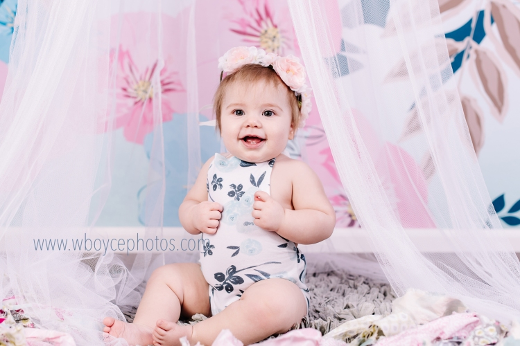 baby photographer, spring photographer, mini session